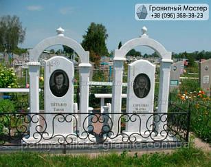 Памятник из мрамора № 97