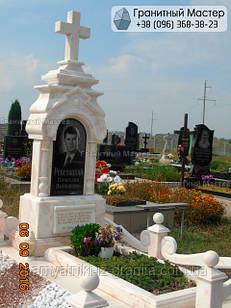 Памятник из мрамора № 99