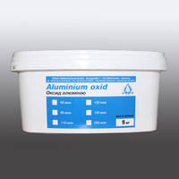 Оксид алюминия, 50мкм, 5кг