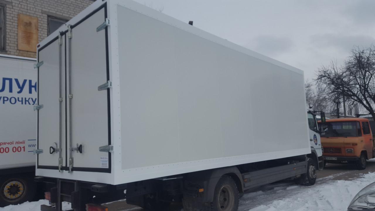 Кузов - фургон сендвич панельный, фото 1