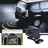 Камеры Заднего и Переднего вида в автомобиль