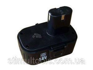 Аккумулятор для шуруповерта 18 В Ni-Cd