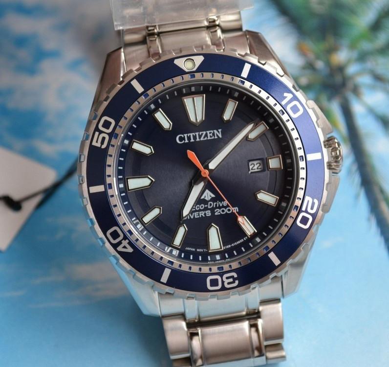 Часы Citizen Eco-Drive Diver's BN0191-80L Promaster Е168