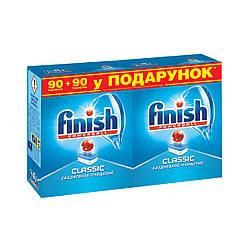 Таблетки для посудомийних машин FINISH Classic 90+90 шт