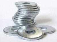 Шайба плоска, оцинкована М 14х45 DIN 9021 уп-ка 100 шт