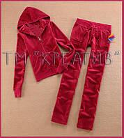 Спортивные велюровые костюмы оптом (под заказ от 50 шт.)