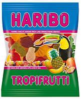 Желейки Haribo Tropifrutti тропические фрукты 200 г