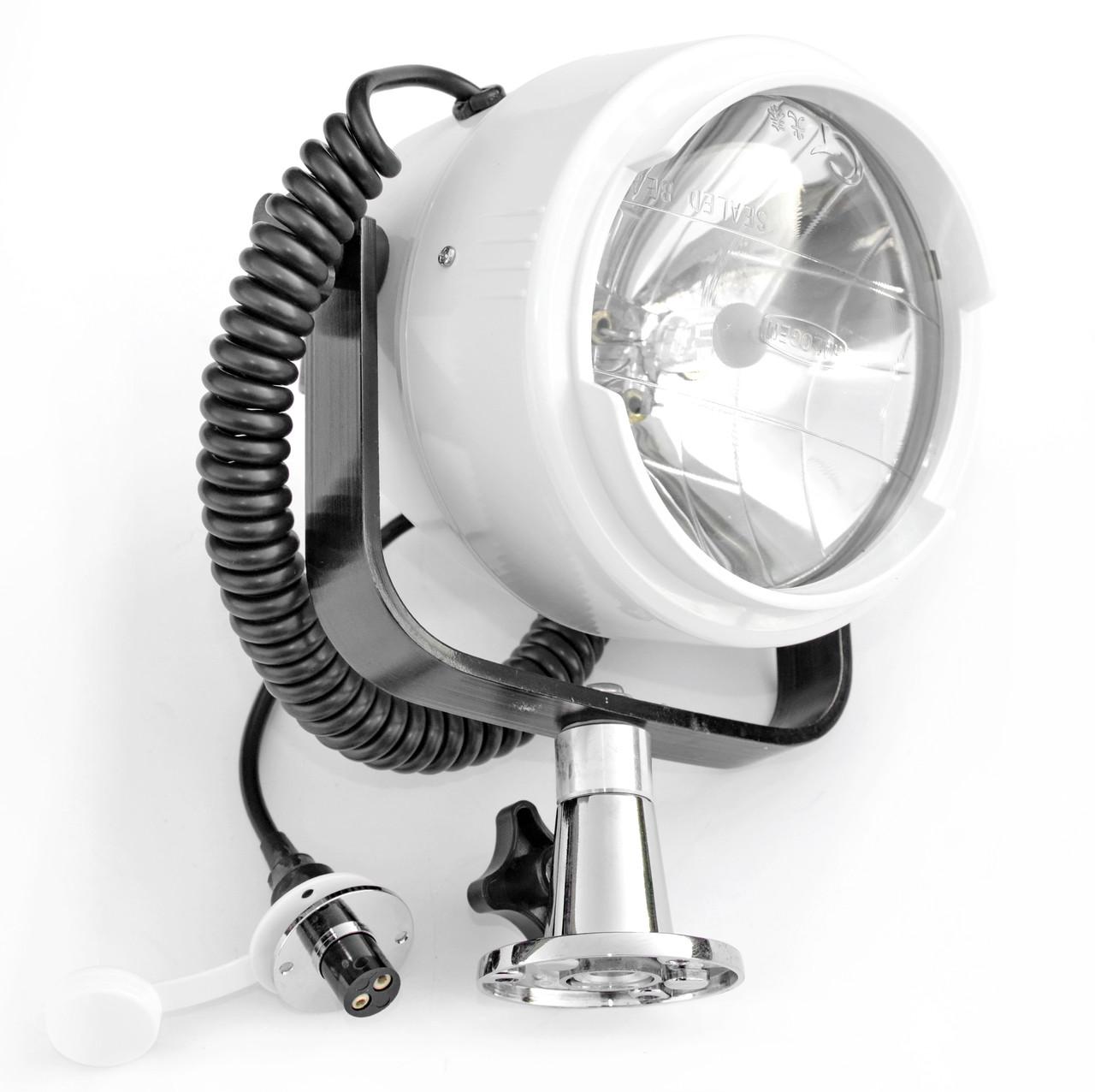 Поисковый прожектор для лодки, катера, яхты ААА 01604-WB