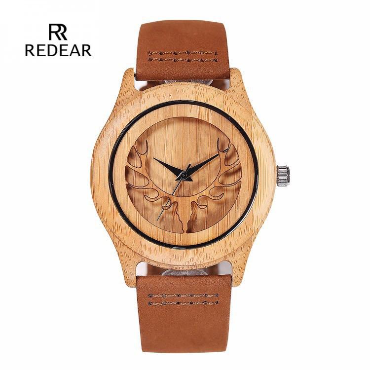 Часы деревянные мужские Redear Deer eps-1012