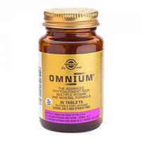 Комплекс Омниум - мультивитамины от СОЛГАР