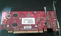 Низкопрофельная ВИДЕОКАРТА ATI Radeon HD 3450 NVIDIA GEforce 9300GE