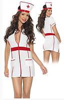 Эротический игровой (карнавальный) Roxana Костюм медсестры Nurse Costume