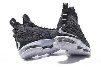 Мужские Nike Lebron 15 ep Grey/White, фото 3
