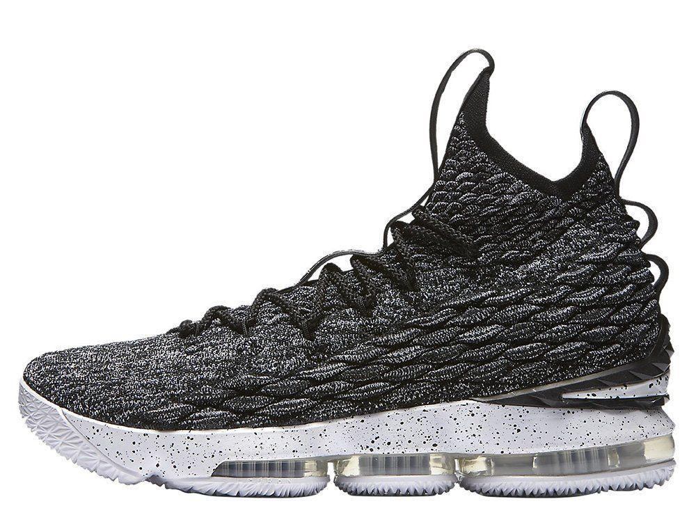 Мужские Nike Lebron 15 ep Grey/White