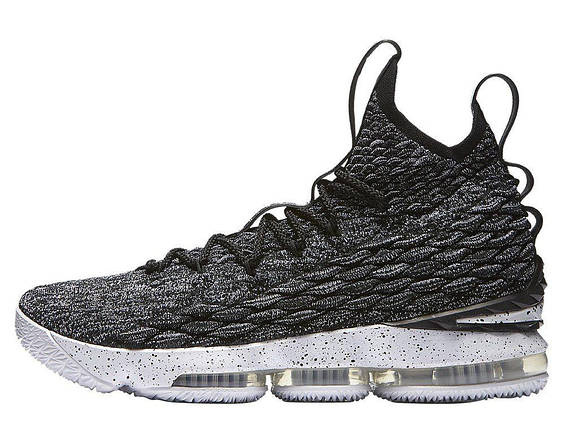 Мужские Nike Lebron 15 ep Grey/White, фото 2