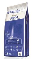 Fitmin dog maxi junior Фитмин Дог Макси Джуниор Корм для молодых собак крупных пород, 15 кг