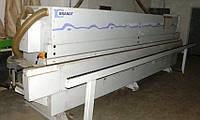 Кромкооблицовочный станок Brandt KDF560 бу 2008 г.в. Прифуговка, торцовка, раунд, 2 цикли, шлифовка, полировка, фото 1