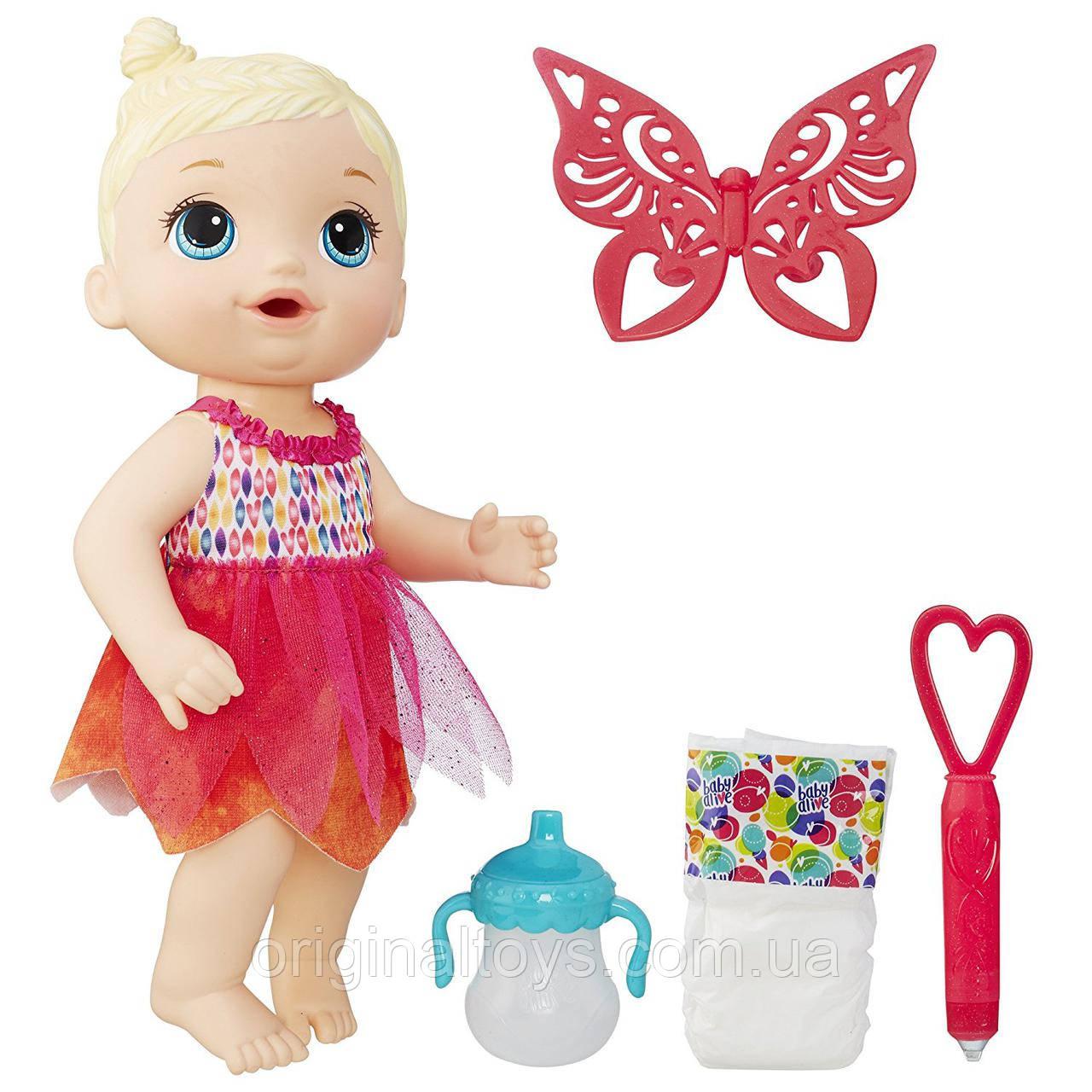 Кукла Baby Alive Малышка-фея Hasbro