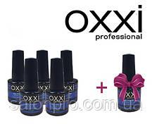 Акция! 5 гель-лаков OXXI + гель-лак OXXI в подарок!