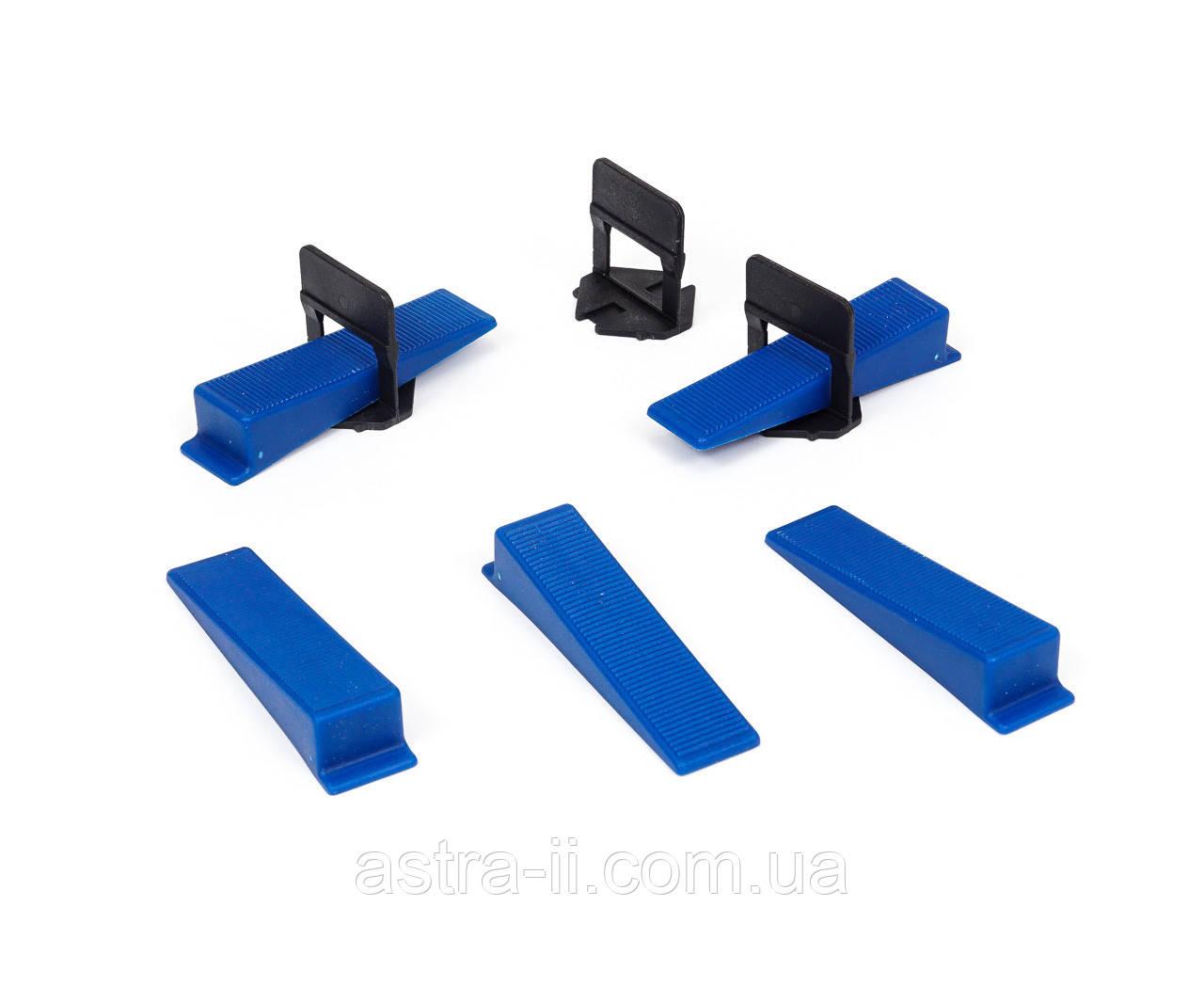 КЛ Система выравнивания плитки Клин (50)