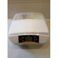Инкубатор для яиц Теплуша Europe 56 S автоматический, цифровой, встроенный овоскоп, фото 1