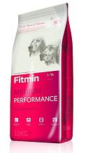 Fitmin dog medium performance Фитмин Перформенс Корм для собак середніх та великих порід з підвищеною активністю, 3 кг