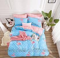 Ткань сатин для постельного белья Фламинго (100% хлопок)