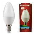 Светодиодная лампа Ultralight С37-5W-N E14
