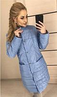 Женская демисезонная куртка в 5 расцветках