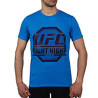 Мужская спортивная футболка с принтом UFC