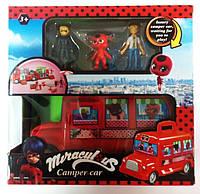 """Набор Леди баг и Супер кот """"Camper car"""", фото 1"""