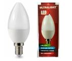 Светодиодная лампа Ultralight С37-7W-Y E14