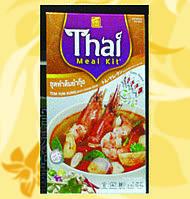 Набір для приготування тайського супу Том Ям, Thai Meal Kit, 52,6г, ФоМе
