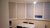 Рулонные шторы в кухню