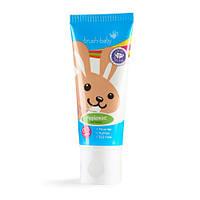 Дитяча зубна паста Brush-Baby від 0 до 3 років, 50 мл