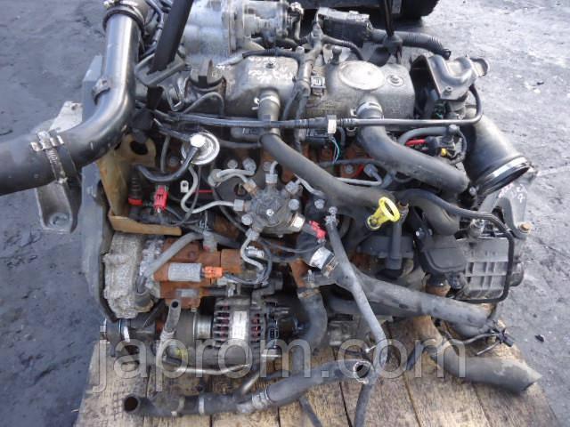 Мотор (Двигатель) Ford Mondeo S-max 1.8 tdci QYBA Siemens 2007r