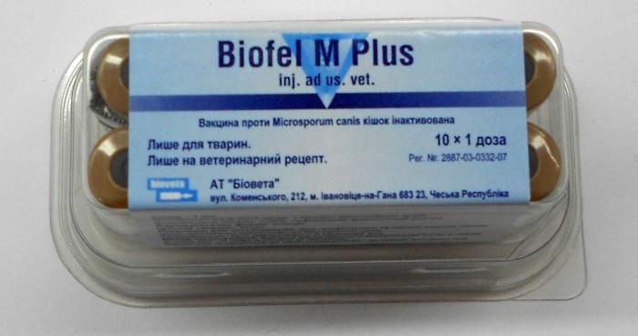 Биофел-М Плюс (Biofel M Plus) Чехия.