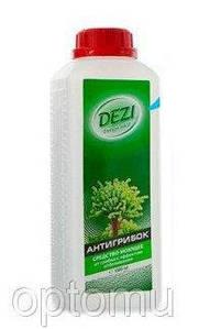 Засіб від грибка і цвілі Антигрибок (пластикова каністра) 1л DEZI