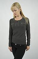 Турецкий свитер с цепочками DLF 14127, фото 1