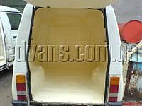 Теплоизоляция автотранспорта методом напыления ППУ, пенополиуретаном