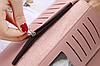 Кошелек двойной сгиб розовый, фото 5