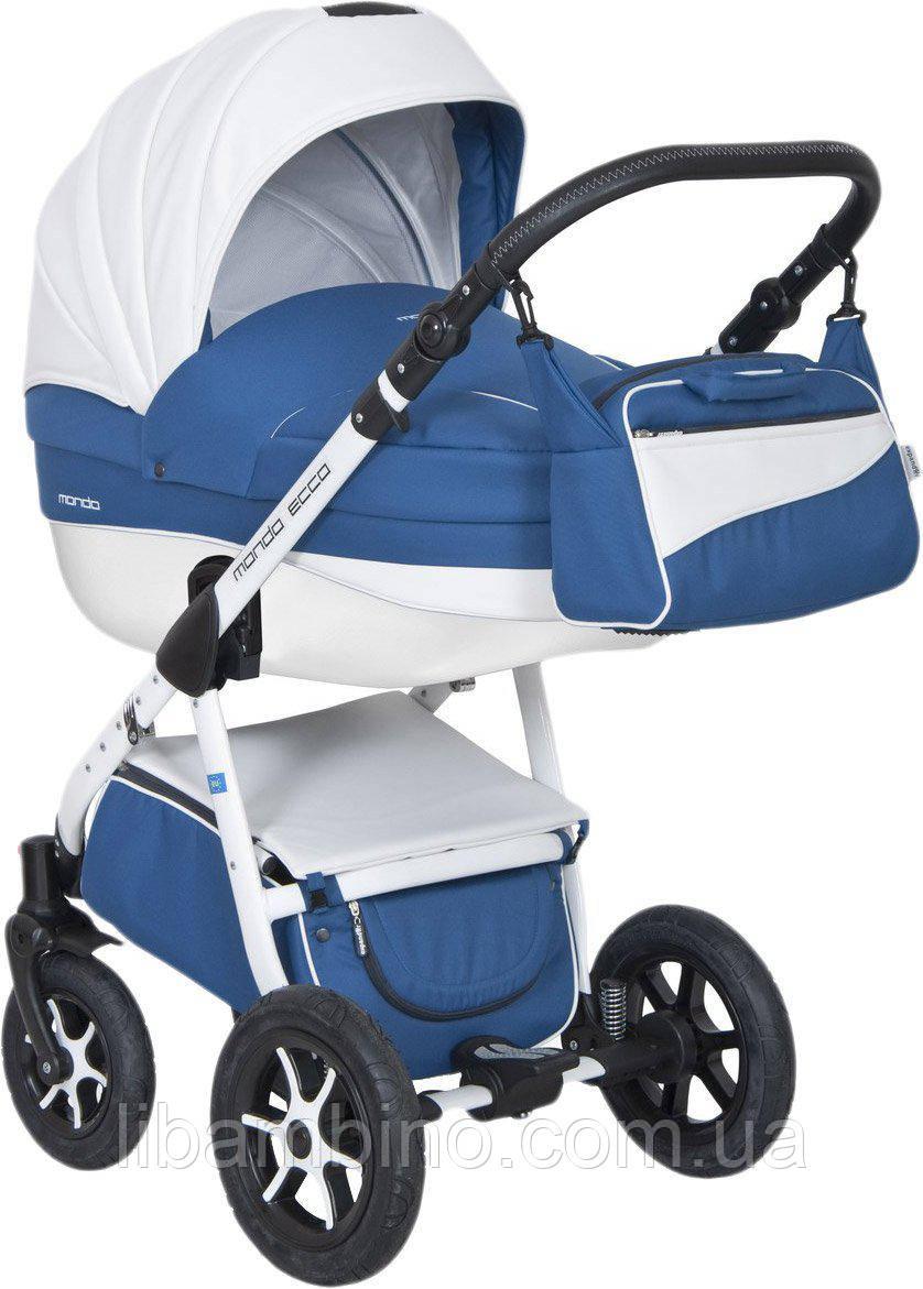 Дитяча універсальна коляска 2 в 1 Expander Mondo Ecco 23 Adriatic