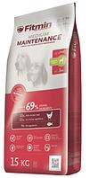 Fitmin dog medium maintenance Фитмин Мейнтненс Корм для собак средних и крупных пород со средней активностью, 3 кг