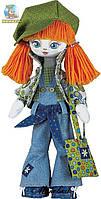 Набор для шитья куклы 45см Модница - KUKLA NOVA