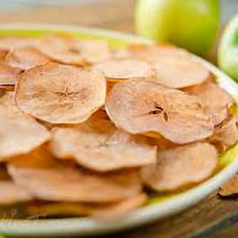Чіпси «Зелене яблуко» 50 г