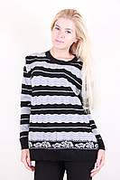 Стильная женская кофта Волна, фото 1