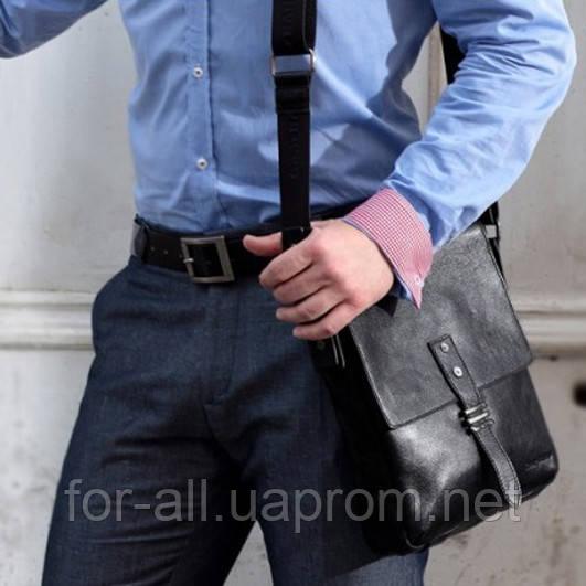 Фото мужской сумки через плечо 2018 года