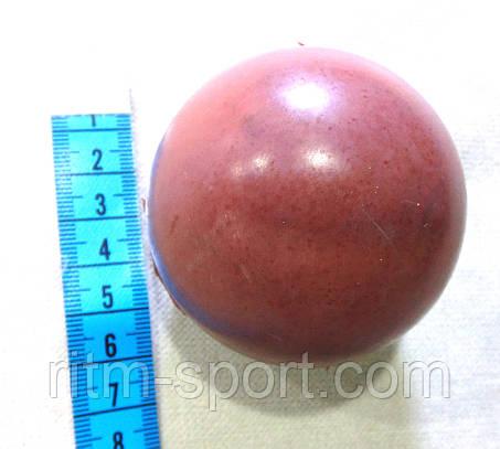 Мячик  для метания d 5,5 см., фото 2