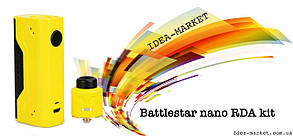 Набор Battlestar Nano RDA Kit 80W