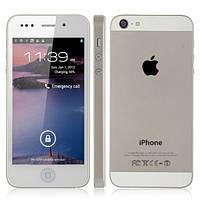 Китайский Айфон 5 S, 1сим, 4 дюйма, сенсорный ( розовый), фото 1